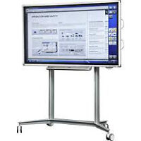"""Sharp PN-L702B 70"""" CLASS INTERACTIVE DISPLAY with Floor Stand"""