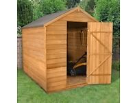 Brand new 6x8 shed