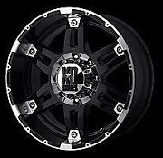 17 inch Chevy Silverado Wheels
