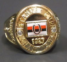 Molson Stanley Cup Replica Ring