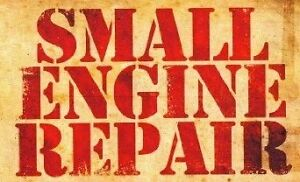 Small engine repair // réparations de petits moteurs