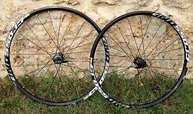 Mavic Cross One wheelset