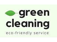 Green Cleaning Services - eco-friendly cleaning service for both residential and commercial clients
