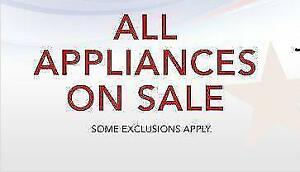 "-  USED APPLIANCE CLEAROUT  ""SALE""  @ 9267-50 Street"