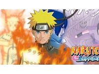 Naruto Shippuden dvds Box sets for sale
