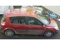 2004 RENAULT SCENIC EXPRESSION 16V 1.6 *SPARES OR REPAIRS*