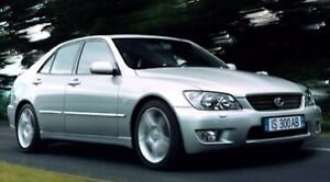 WANTED Lexus IS300