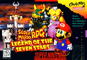 WANTED Super Mario RPG Box and Inserts