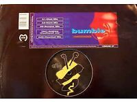 Bumble ‎– West In Motion Vinyl LP 1992
