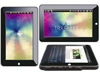 TOUCH PAD 2 ANDROID TABLET / AS BUILT IN HDMI / CASH OR SWAPS ?