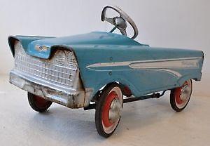 Recherche pedal car