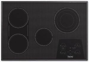 Plaque de cuisson céramique 30'' electrique Viking