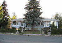 Across from Westmount Mall. Includes all utilities