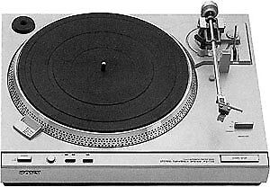 Sony turntable PS-T33