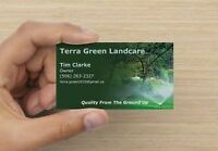 Terra Green Lawn Care -- Quality From The Ground Up