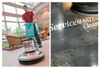 EXPERIENCED Commercial Janitorial FLOOR Cleaning Technicians