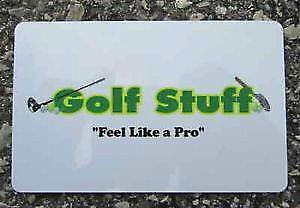 Great golf gift ideas!