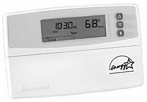 Honeywell Smart Response CT-3600 7 Day Programmable Thermostat
