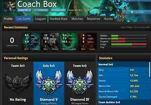 Diamond 5 account | almost all champions | Unavailable skins