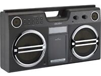 BUSH RETRO IPOD/IPHONE BOOMBOX DOCKING STATIO