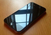 iphone 4S black Rogers 16gb real mint condition