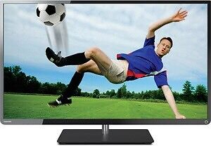 """60"""" Toshiba 120 Hz LED with remote"""