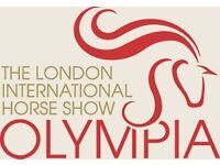 Olympia, The London International Horse Show Tickets