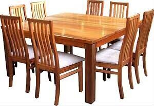 8 seater table Werribee Wyndham Area Preview