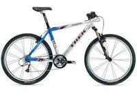 Womans Specific Trek 8000 WSD lightweight sport mountain bike