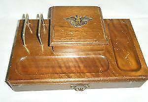 menu0027s vintage jewelry box - Wood Jewelry Box
