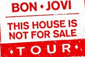 Amazing Bon Jovi Tickets