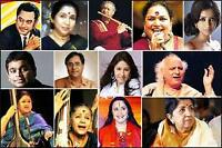 Learn Bollywood music, songs Ghazals and Bhajans