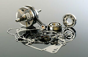 Yamaha-Raptor-Warrior-350-Wiseco-Crankshaft-Kit-Bottom-End-Rebuild-Kit-1987-2004