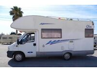 Motorhome wanted, RHD or LHD, any condition