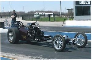 Nostalgia Front Engine Dragster