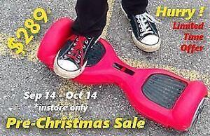 Smart Balance Hoverboard Mega Sale - Smart Wheel Canada