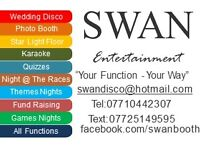 "Swan Photo Booth Photobooth and Disco Entertainment ""Your Function - Your Way"""