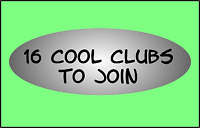 16 cool Clubs to join