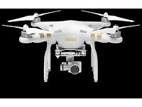 Wanted DJI Phantom 3 pro/adv drone for parts or repair