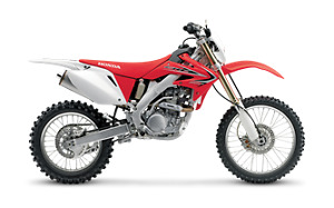 WANTED honda dirt bike crf230f