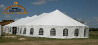 Wedding Tents for Rent: tables, chairs, dance floors