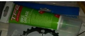 Weldite TF2 Cycle Grease Red Teflon Grease