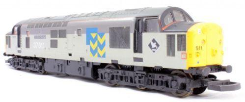 Lima Class 37 Diesel Locomotive Transrail 37401 Mary Queen Of Scots Boxed High Quality Materials Toys, Hobbies