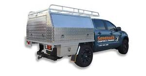 Alloy Ute Canopy's & Tray Packages Edmonton Cairns City Preview