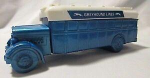 Vintage Collectible Avon Bottle / Decanter  '31 Greyhound bus