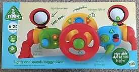 Used ELC-Lights and Sounds Buggy Drive