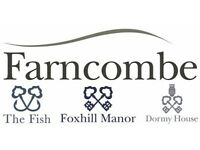Housekeeping Supervisor – The Fish, Farncombe Estate