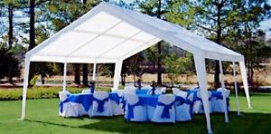 Best outdoor tent rentals in Ontario