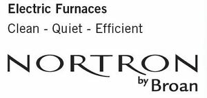 Nortron 21ECM15 Electric Furnace - 4 Years Old, with 35' cable Cornwall Ontario image 8