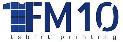fm10shirt printing